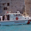 """La Guardia Costiera vicina ai  """"Lavoratori del Mare """" di Molfetta"""