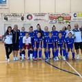Pirotecnico 3-3 all'esordio per la Femminile Molfetta contro la Virtus Ciampino