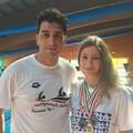 Claudia Caccavo campionessa italiana negli 800 stile libero