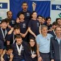 La Libertas prima ai Campionati regionali di Lotta greco romana
