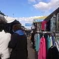 Forte vento, niente mercato settimanale a Molfetta