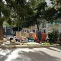 Piazzetta Giovine: i rifiuti aumentano. Come l'indignazione