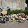 Contrada San Pancrazio: un'altra discarica abusiva a cielo aperto