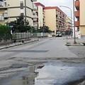 Rione Paradiso, al via la pulizia delle strade