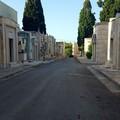 Al via i lavori di riqualificazione  nel cimitero comunale di Molfetta