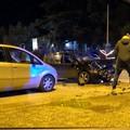 Notte di Capodanno: incidente sulla strada provinciale Molfetta-Terlizzi