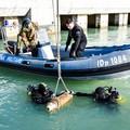 Porto e Lungomare di Molfetta ancora sotto osservazione per il rischio bombe