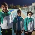 Tridente, Binetti e Zaza ai campionati italiani di Atletica Leggera paralimpici
