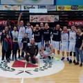Play off basket, alla Virtus Molfetta gara 1