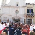 """Conclusa la processione dei  """"Cinque Misteri """" a Molfetta"""