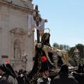 Il Sabato Santo a Molfetta: la Pietà ha varcato le soglie della Chiesa del Purgatorio