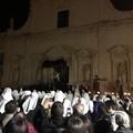 La processione del Sabato Santo a Molfetta è appena terminata