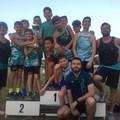 """Gli atleti di  """"AllenaMenti Molfetta """" campioni regionali di società under 14"""