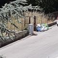Molfetta e l'abbandono dei rifiuti, la lettera di un cittadino: «Sono senza speranza»