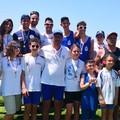 Canoa olimpica, la Lega Navale di Molfetta: «Chiusa una stagione stupenda»