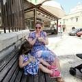 Clio Makeup a Molfetta. Passeggiata e gelato in Villa Comunale