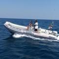"""Arriva il  """"Barcavelox """", due natanti pizzicati: sanzioni da 229 euro"""