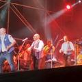 Renzo Arbore a Molfetta: le immagini del concerto