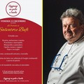 """Ad  """"Aggiungi un posto a tavola """" una cena preparata da Salvatore Bufi"""