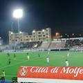 Polemiche sul big match, la nota ufficiale della Molfetta Calcio