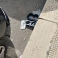 Ancora mascherine e guanti abbandonati per le strade di Molfetta
