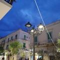 Già problemi al nuovo impianto di illuminazione pubblica di Corso Umberto?