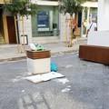 Continua lo scempio a Corso Umberto