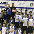 Lotta Olimpica: la Polisportiva Libertas Molfetta ai vertici italiani nel 2018
