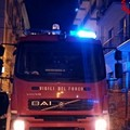 Tornano gli incendi: brucia un'auto in via San Francesco d'Assisi