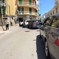 Incidente all'incrocio del Vico. Traffico rallentato verso il centro