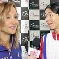 Fed Cup 2017, la parola ai capitani Tathiana Garbin e Shi-Ting Wang