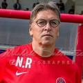 Il Taranto esonera Ragno. Finisce l'avventura in panchina dell'allenatore di Molfetta