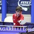 Lorenzo Magarelli trionfa a Roma, il CTT Molfetta primo in serie a paralimpica