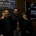 Giulio Mastromauro e la sua Zen Movie al David di Donatello con il corto