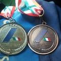 Pieno di medaglie per l'Asd Atletica Aden Exprivia
