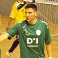 Michele Mongelli resta a Giovinazzo e festeggia dieci anni di calcio a 5