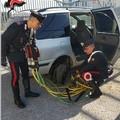 Rubano cavi di rame da un'azienda della zona Asi: arrestati 4 rumeni