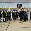 Il Molfetta Hockey vince il campionato di B