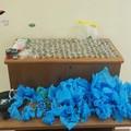 Mercato della droga nel sottano, in manette pusher 23enne