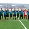 Molfetta Calcio a Trani nel derby contro la Vigor
