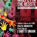 """Domani flash mob a Molfetta contro  """"il naufragio dei diritti umani """""""