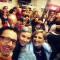 Stati Uniti, Australia e Molfetta insieme in Via Ricasoli per la festa degli auguri