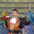 Miragica al Gran Teatro i pappagalli di Gianluca Ranzan. Il video