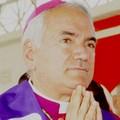 Monsignor Nicola Girasoli, nunzio apostolico nelle Antille, al convegno dei Molfettesi nel mondo