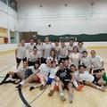 Nox femminile Molfetta in campo per la Coppa Puglia