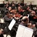 L'orchestra sinfonica si esibisce presso il plesso Poli