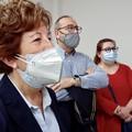 Balducci: «Ringrazio i 40 cittadini che hanno risposto al mio appello per l'hub vaccinale»
