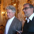 Molfetta scopre il monumento del maestro Gaetano Grillo