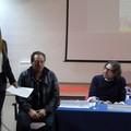 Sebastiano Somma all'IISS di Molfetta per raccontare il suo don Tonino