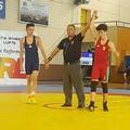 Lotta Olimpica: Palomba Francesco terzo classificato al Torneo Internazionale di Cluj in Romania